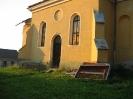 Sanierungszustand der Kirche 2006